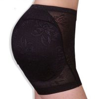 Jaswell New Women Lace Padded Sexy Panty