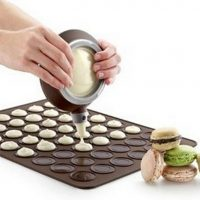 Macaroon Pastry Oven Baking Mould Sheet