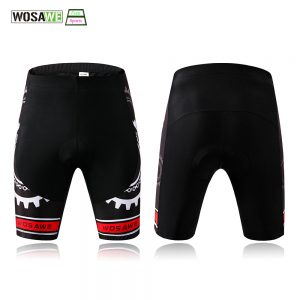 Bicycle Cycling Padded Silicone Shorts