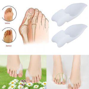 Silicone Gel Foot Pad Stretch Corrector