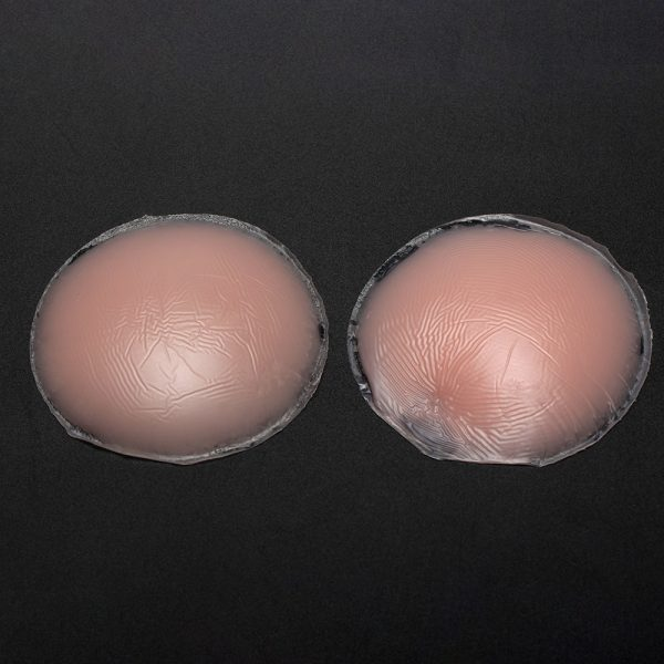 7ae0bca858a 1Pair Cool Reusable Self-Adhesive Silicone Breast Nipple Cover Bra ...