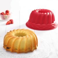 Bundt Ring Silicone Bakeware Mould Cake Pan