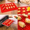 Silicone Roasting Mat Oven Backing Tray