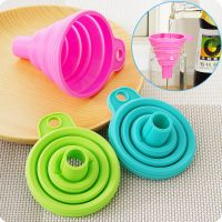 1Pcs Foldable Funnel Hopper Mini