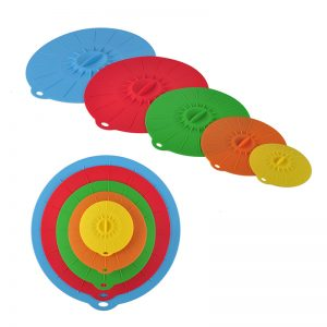 Universal Silicone Suction Lid-bowl Pan