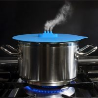 Silicone Pot Lids Steamer Cover Steamboat