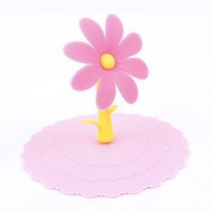 Anti-dust Silicone Saplings Cup Cover