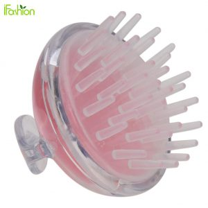 Head Body Massager Shampoo Scalp Massage Brush Hair