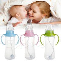 Milk Feeding Nipple Bottle