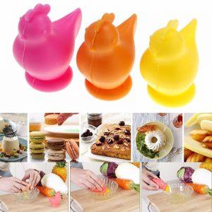 Household Items Silicone Egg Yolk Separator