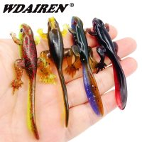 soft bait Worms Fishing Lure 8cm 3.8g Smell