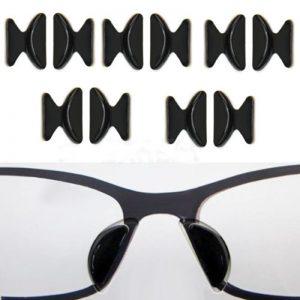 5Pairs Soft Non-slip Silicone Nose Pad