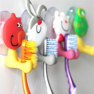 Silicone Toothbrush Holder