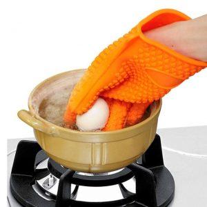 Glove Kitchen Heat Resistant Gloves Temperature Resistant