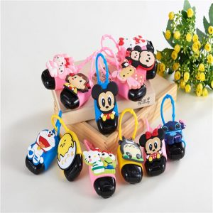 New Arrival Cartoon Silicone Hand Sanitizer Holder