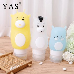 Airline Carry Silicone Travel Bottles Portable