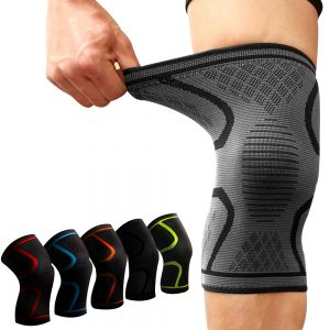 Fitness Running Cycling Knee Support