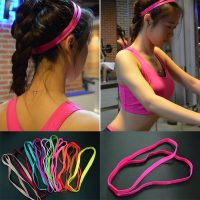 Double Elastic Headband Softball Anti-slip