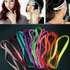 ilicone Hair Bands For Hair Scrunchy