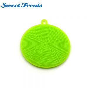 Brush Dishwashing Sponge Multi-functional