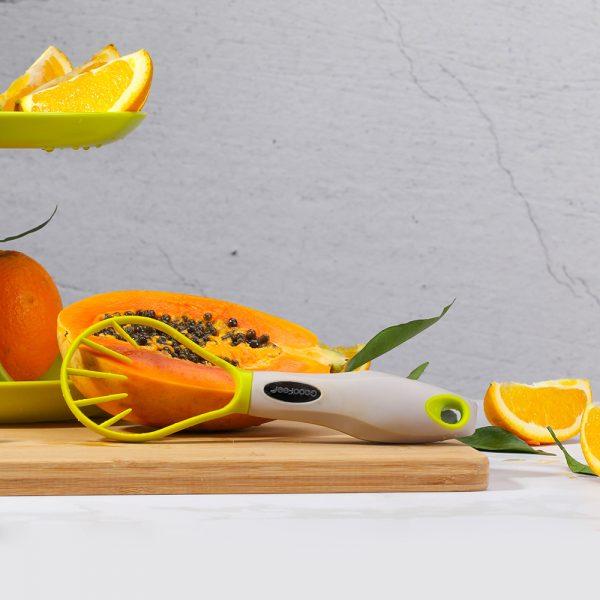 Goodfeer Fruit Core Mango Muskmelon Papaya Slicer Digging