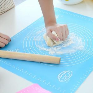 Silicone Table Mats Large Non-slip Heat
