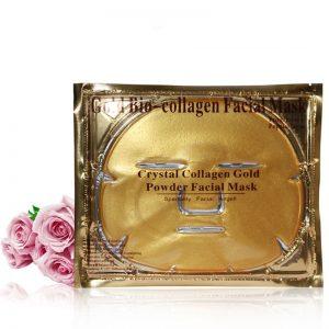 Nourishing 24K Gold Crystal Essence Face