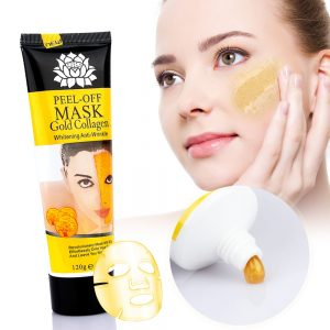 Gold Collagen Mask Deep Cleansing Purifying