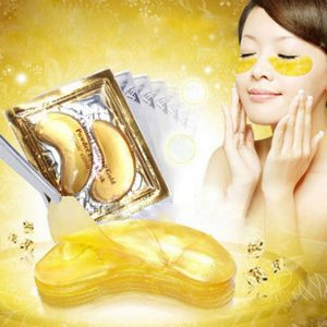 Gold Eye Mask Crystal Collagen Eye Mask