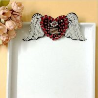 Love wings Patch for Clothes Sewing
