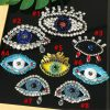 beaded patch clothing DIY accessories fashion