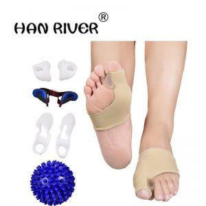 massage ball toe separator silicon