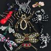 bead insects patch clothes bag jewelry
