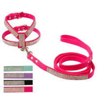 Luxury Bling Rhinestone Dog Harness