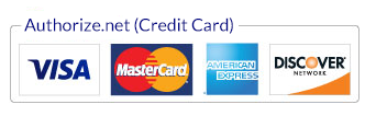 Authorize.net Credit Cards