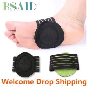 BSAID 1 Pair Arch Support Cushion Foot Arch Protection