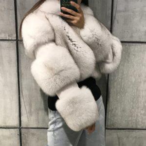 fur jacket women